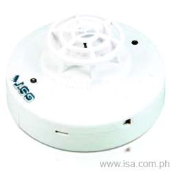 UL Listed Conventional Rate of Rise and Fixed Temperature Heat Detector C-9103