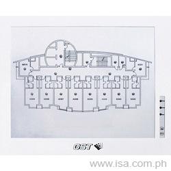 Intelligent Fire Alarm Control Panel GST8903